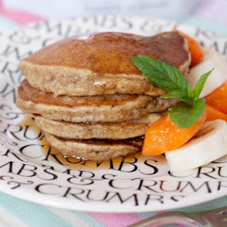 Banana Flax Seed Pancake Recipes.