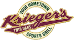Logo for Krieger's Sports Grill