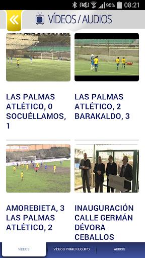 UD Las Palmas screenshot 3