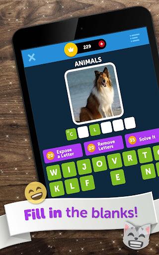 Crossword Quiz - Crossword Puzzle Word Game! apkmr screenshots 10