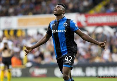 Bruges s'amuse face à un Sporting de Lokeren sans défense