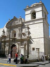 Photo: Jesuitenkirche La Compania (16./17. Jhdt.)