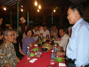Photo: Thầy Huỳnh Kim Ngọc, Hiệu Trưởng đầu tiên của NLS Bình Dương (1967-1972)