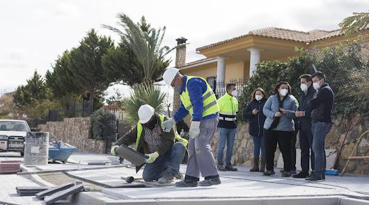 Más de 260.000 euros para modernizar servicios en Fines y Partaloa