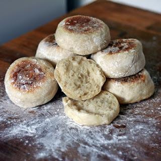 Fresh Yeast Muffins.