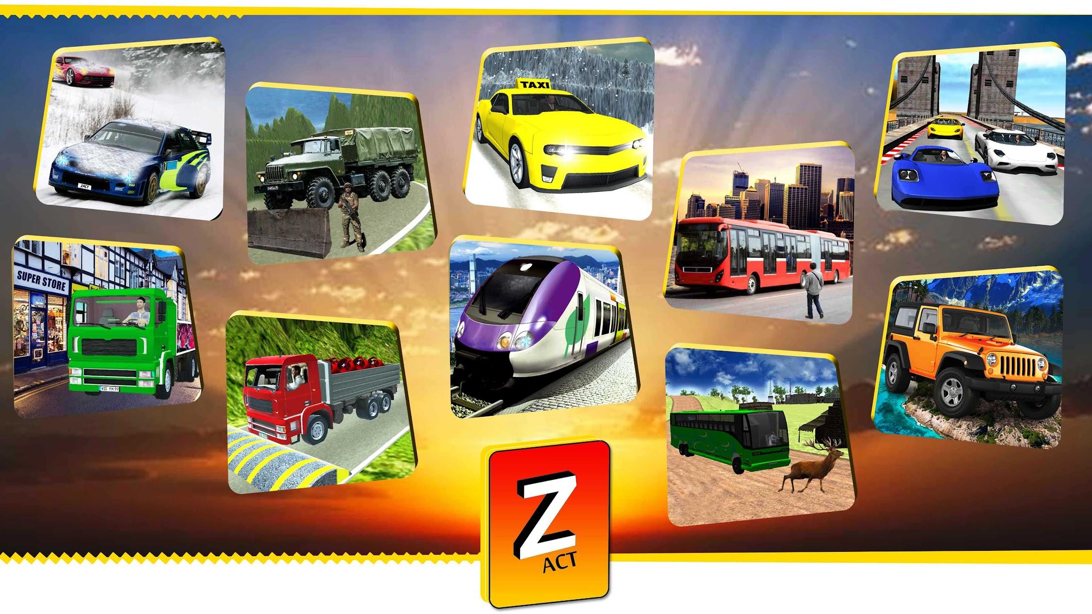 Zact Studio Games