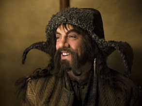 Photo: Bofur at Bag End.