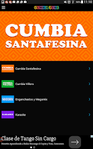 CumbiaTube -  Cumbia screenshot 4