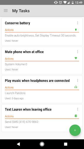 Trigger - Task Launcher screenshots 2