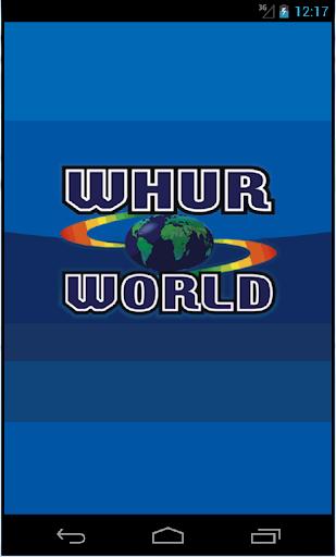 WHUR WORLD 96.3 HD2