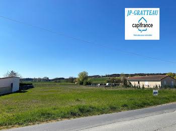 terrain à Marigny-Brizay (86)
