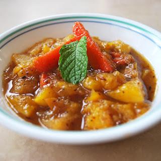 Tropical Fruit Sauce
