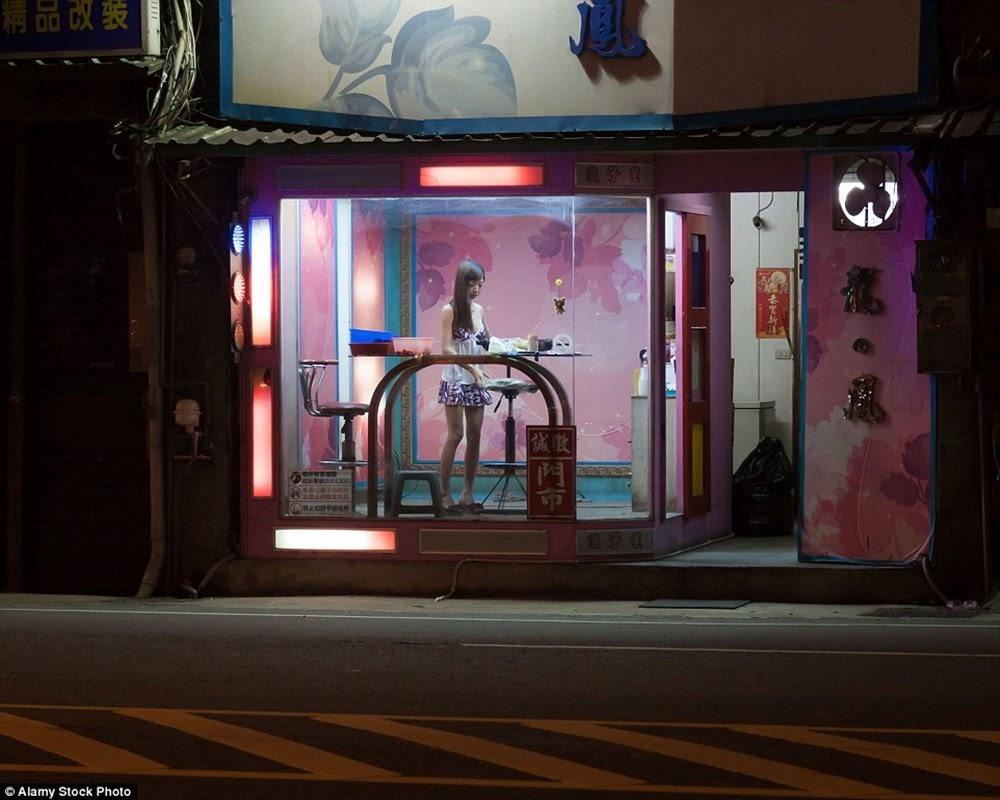 Bétele, os chicletes de Taiwan