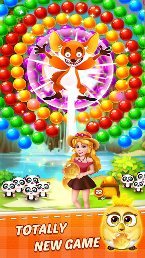 Bubble Shooter Pirate apktram screenshots 5