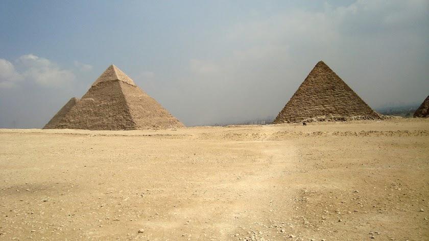 El ataque se ha producido cerca de las pirámides de Giza.