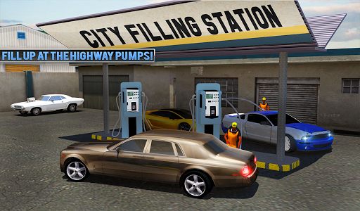 Smart Car Wash Service: Gas Station Car Paint Shop android2mod screenshots 9