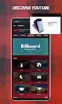 screenshot of Pi Music Player - Free Music Player, YouTube Music