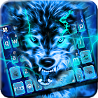 Lightning Wolf Keyboard Theme icon