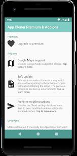 App Cloner Premium & Add-ons Mod 2.1.1 Apk [Unlocked] 1