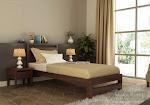 Best Designs of Single Bed @ Wooden Street