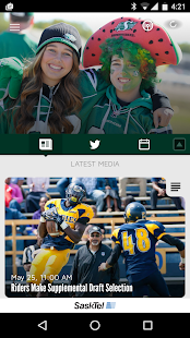 SaskTel Rider App- screenshot thumbnail