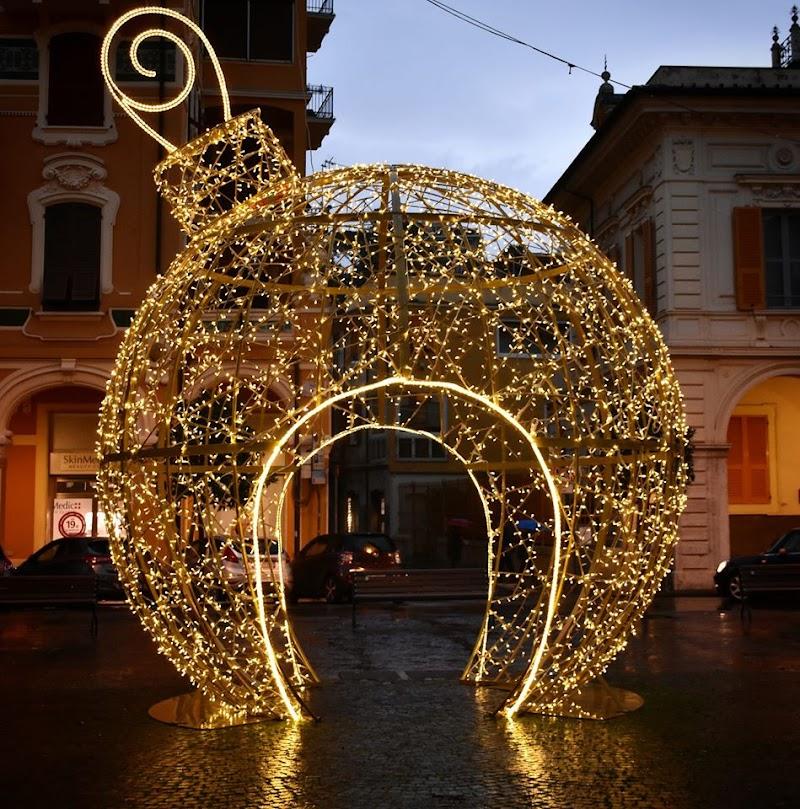 Palla di Natale  di Sonia Massa Fotografo