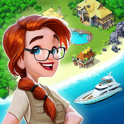 Lost Island: Blast Adventure Icon