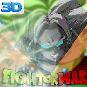 Ultimate Fighter Aura Power APK