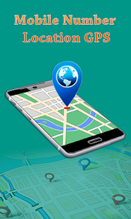 Mobile Location Finder - náhled