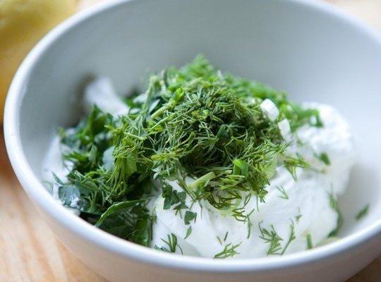 Taste and adjust the seasoning, adding salt and pepper to taste.