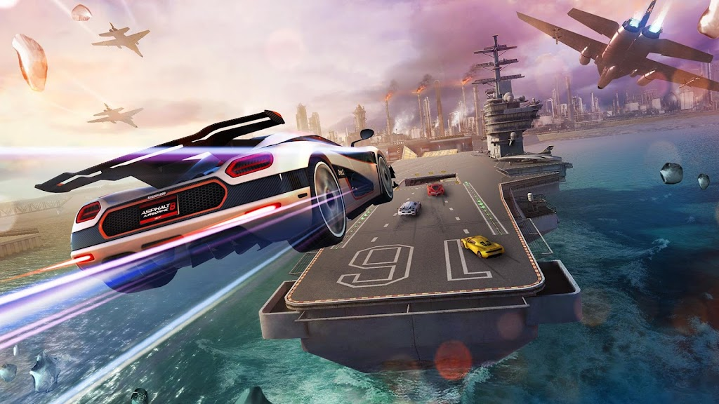 Asphalt 8 Racing Game - Drive, Drift at Real Speed poster 0