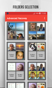 Deleted Image Recovery - náhled
