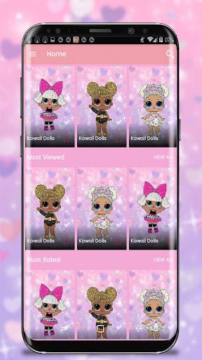 Download Best Cute Surprise Lol Dolls Wallpaper MOD APK 1