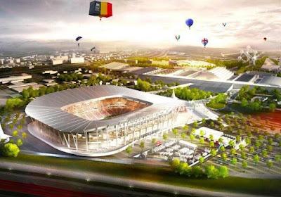 Ghelamco ne compte pas abandonner le projet du nouveau stade national
