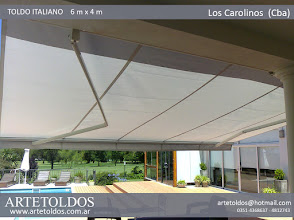 Photo: toldo brazo invisible artetoldos 51
