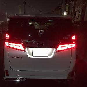 ヴェルファイア AGH30W Z Gエディションのカスタム事例画像 ウラン@CU0328さんの2018年12月24日21:36の投稿