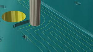 VISI Machining 2D для фрезерования и сверления