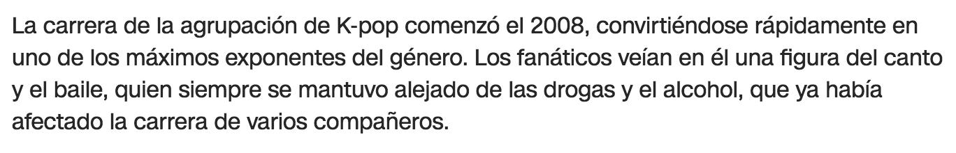 Setelah dikecam penggemar CNN Chile lalu mengedit artikelnya.