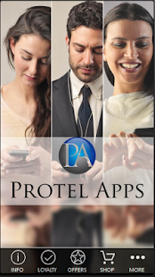 Protel Apps - náhled
