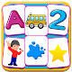 Learn ABC, 123, Colors and Shapes–Preschool Guide. APK