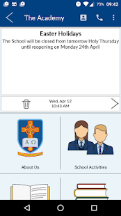St Patrick's Academy Dungannon - náhled