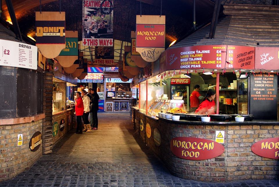 London eateries