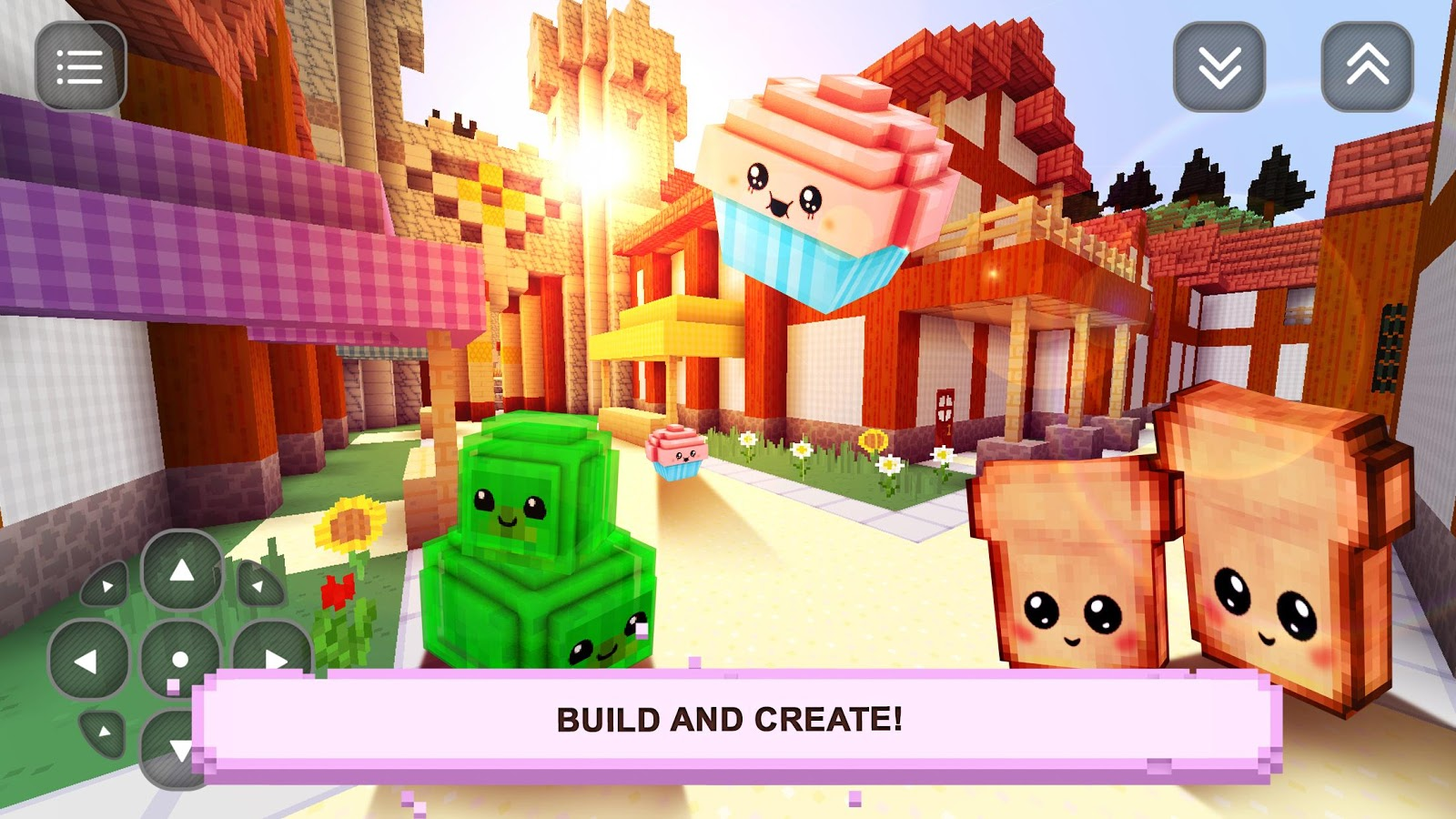 cute craft minecraft kawaii craft story android apps on play 1827