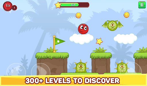 Bounce Ball 5 - Jump Ball Hero Adventure apktram screenshots 22