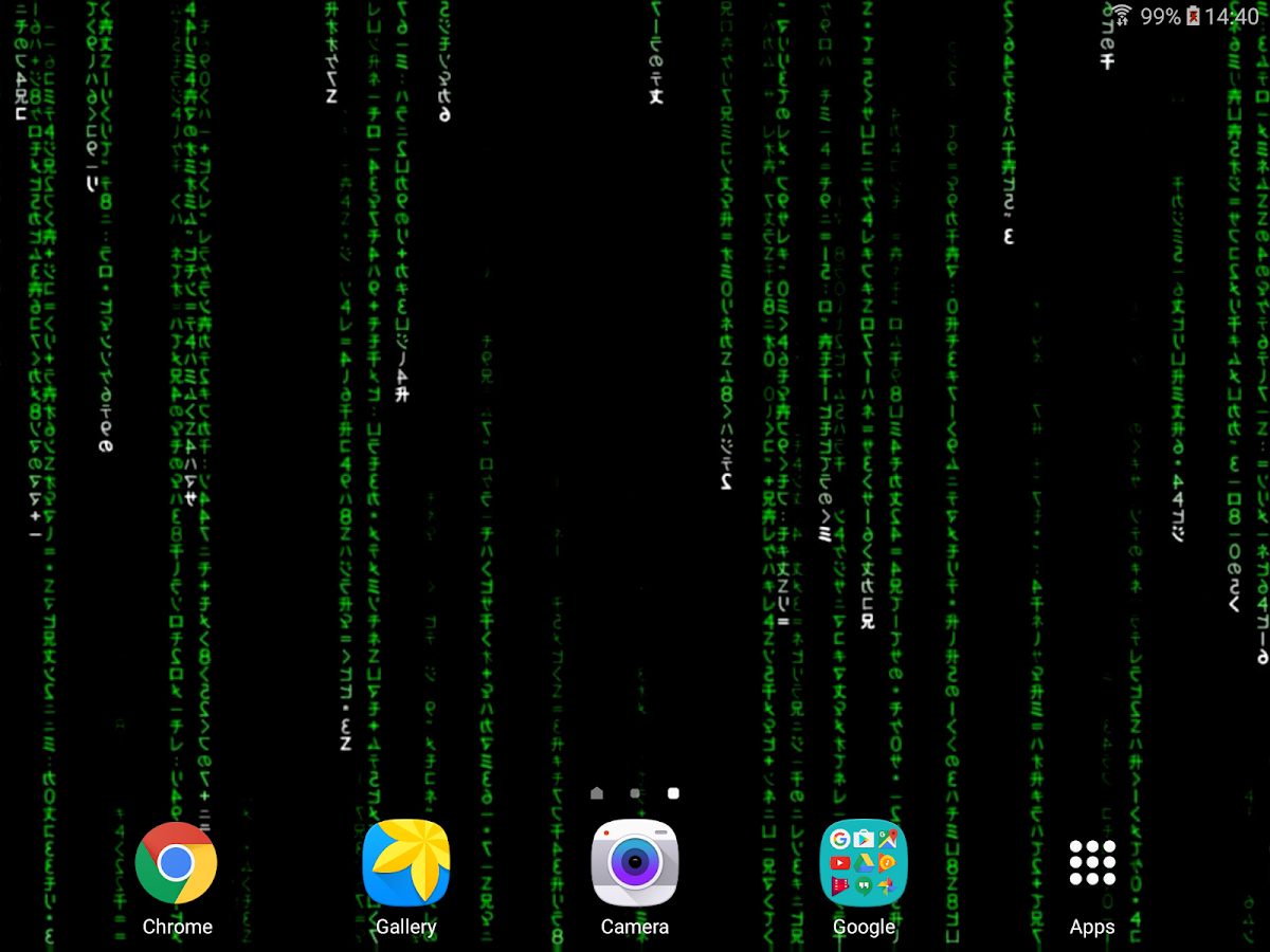 matrix live wallpaper android apps on google play