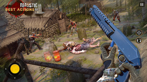 FPS Task Force 2: New Games 2020 apktram screenshots 2