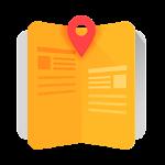 Address book - Placebook Icon