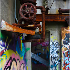 Rusty colors by Noah ONeill - Buildings & Architecture Architectural Detail