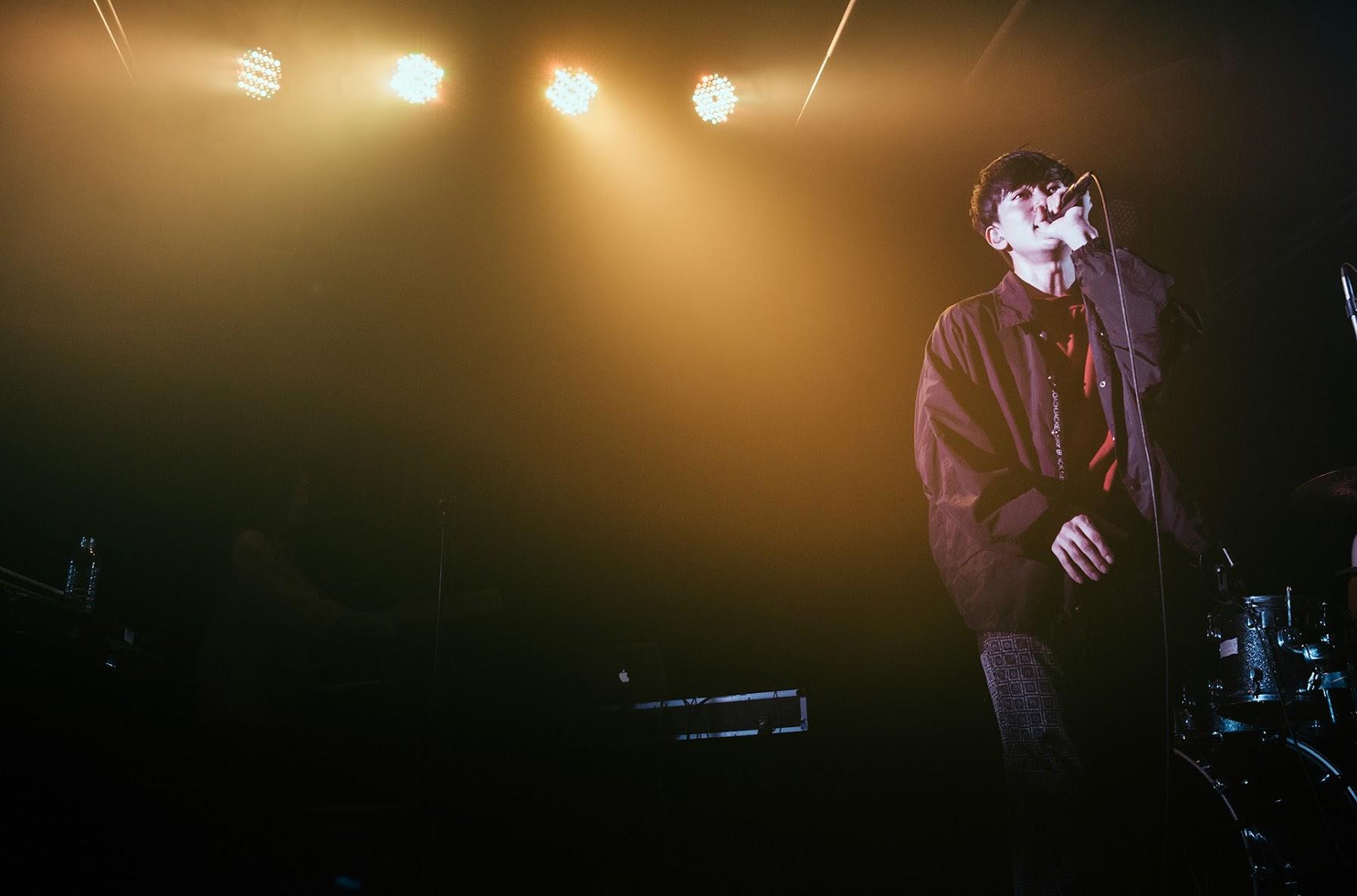 【迷迷現場】長了針眼?!雨的遊行(雨のパレード)首次台灣單獨公演