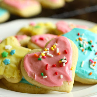 Soft Sugar Cookies Without Frosting Recipes